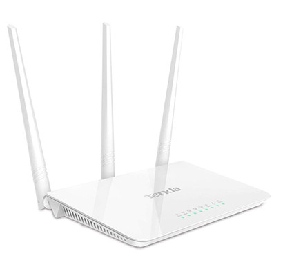 Tenda F3 300Mbps Wi-Fi Router/ White/ Not a Modem
