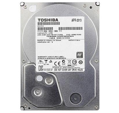toshiba (dt01aba100v) 1tb storage surveillance av hard drive