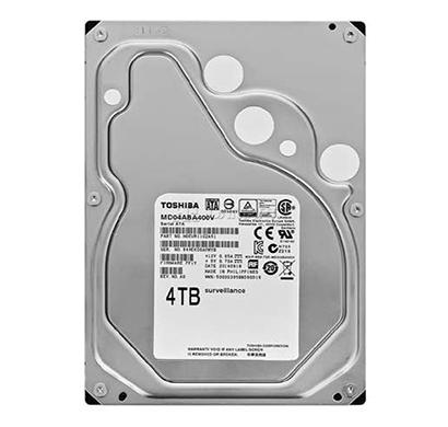 toshiba 4 tb 3.5 inch sata 6gbit/s surveillance hard disk drive