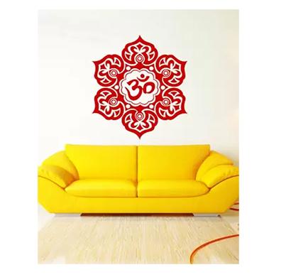 enormous kart (om design_2) on wall medium spiritual sticker