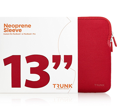 trunk - als13-red, trunk 13inch sleeve, (red)