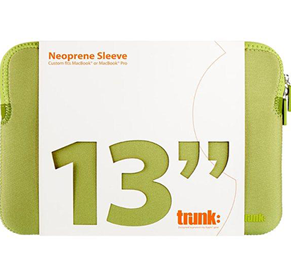 trunk - als13-lim, trunk 13inch sleeve, (lime)