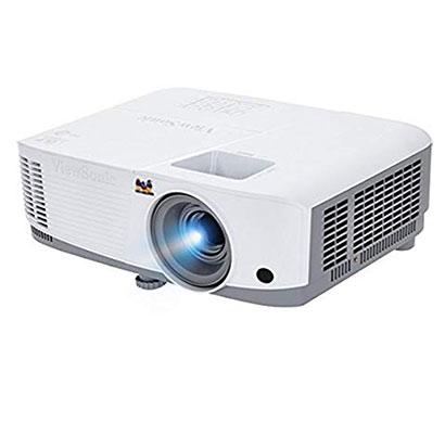viewsonic pa500s 3600 lumens svga projector (white)