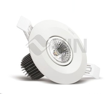 vin jewel jl12/ white/ 12 watts/ led spot light