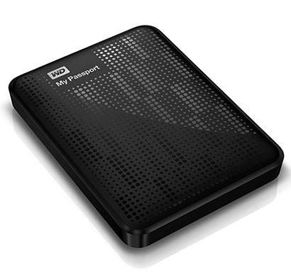 wd my passport 1tb usb 3.0 portable external hard drive (mix color)