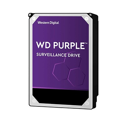 wd (wd40purz) 4tb purple hard drive