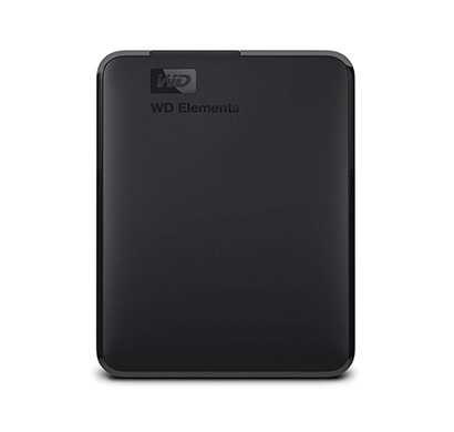 western digital elements 4tb portable hard drive(mix)