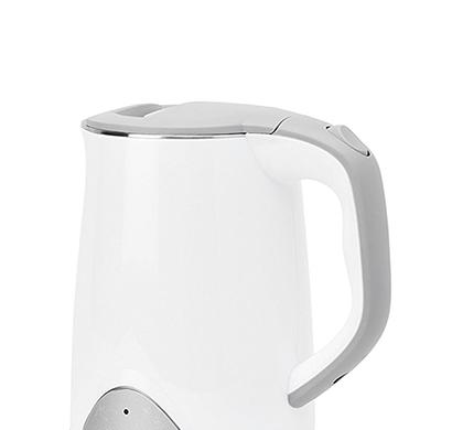 westinghouse- kd15kss-cg, 1.5 liters 1500 watts stainless steel electric kettle, white, 1 year warranty