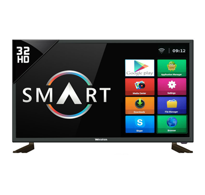 weston wel-3200s 81.28 cm (32) smart (android)led tv (hd ready)