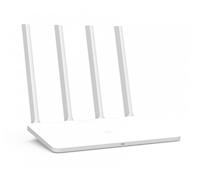 xiaomi mi (mt7620a) wifi router 3 with 4 antennas-english version ( white)
