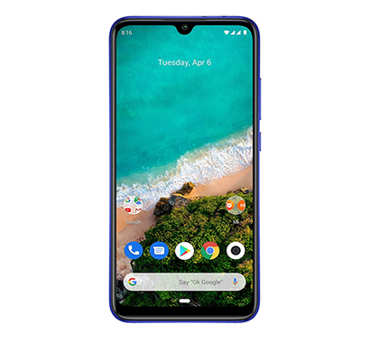 xiaomi mi a3 (4gb ram/ 64gb storage) mix colour