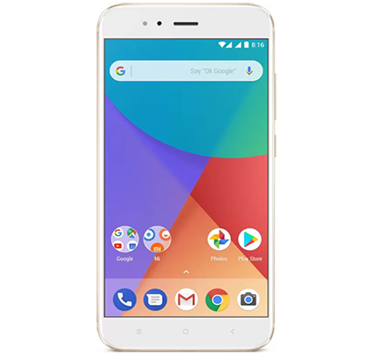 xiaomi - mi a1, 64 gb, 4 gb ram, gold, 1 year warranty