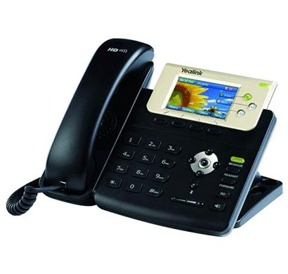 yealink sip-t32g, landline ip phone with color display