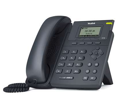 yealink sip-t19 e2 enterprise ip phone black