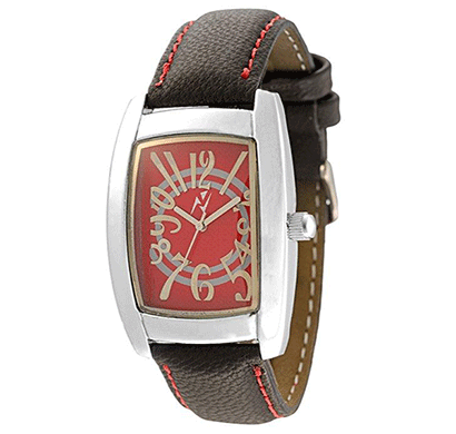 yepme - 3582, analog leather strap watch