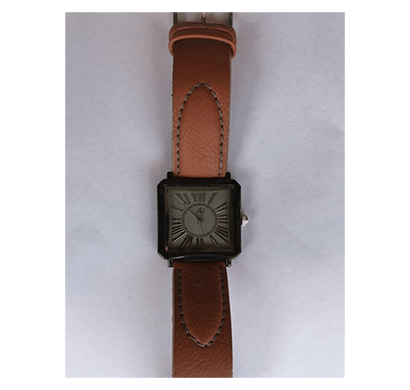 yepme -3596, analog leather strap watch