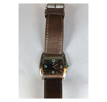 yepme -3572, analog leather strap watch