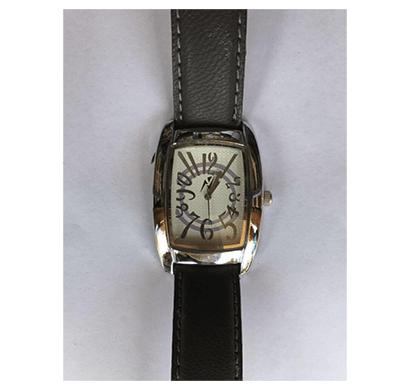 yepme -3583, analog leather strap watch