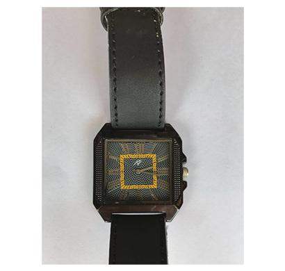 yepme - 3581, analog leather strap watch