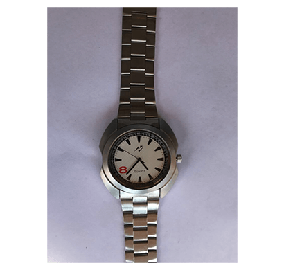 yepme - 3827, analog metal band watch