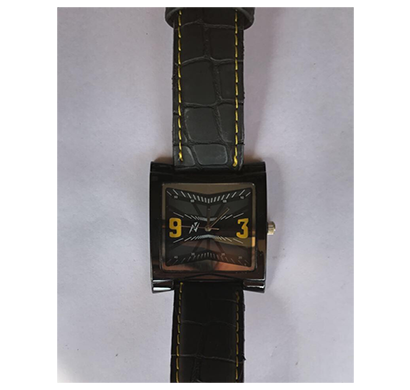 yepme - 3565, analog leather strap watch
