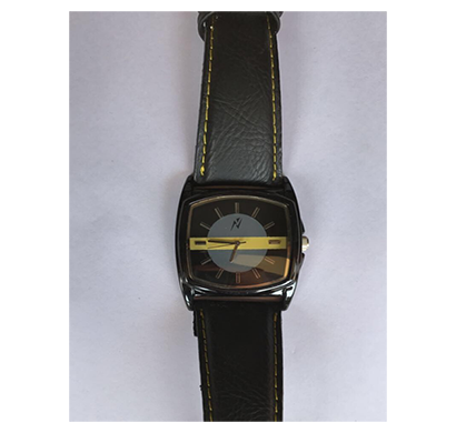 yepme - 3570, analog leather strap watch