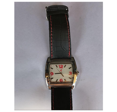 yepme - 3574, analog leather strap watch
