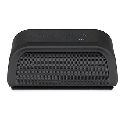 zoook zb-touch controlled bluetooth speaker with nfc black