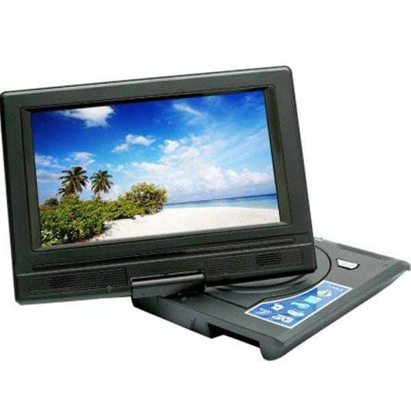 ABB LMD998 DVD Player (Black)