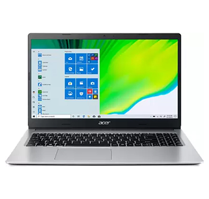 acer aspire 3 a315-23 (nx.hvusi.005) laptop (amd athlon dual core 3050u/ 4gb ram/ 1tb hdd/ windows 10 / 15.6 inch screen/ 1 year warranty/ silver), 1.9 kg