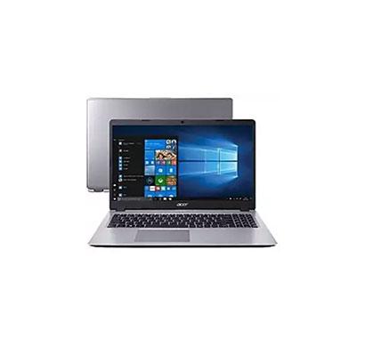 acer one 14 z2-482 (un.efmsi.071) laptop (intel core i3-8130u/ 8th gen/ 4 gb ram/ 1tb hdd/ windows 10 home/ no dvdrw/ 14 inch/ 3 years warranty), silver