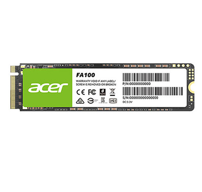 acer pcie gen3x4 m.2 (fa100) 128gb nvme ssd drives