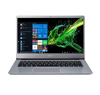 acer swift 3 sf314-41 (un.hfdsi.001) 14-inch fhd thin and light notebook (amd athlon 300u/ 4gb ram/ 1tb hdd/ windows 10 home/ radeon vega mobile graphics), sparkly silver