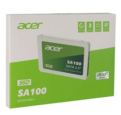 acer (sa100) 240gb, 2.5 inch sata iii 3d nand ssd