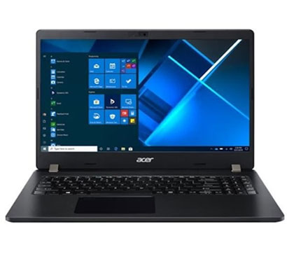 acer travelmate tmp215-53 (nx.vprsi.003) laptop (intel core i3-1115g4/ 11th gen/ 4gb ram / 1tb hdd / dos / no dvd/ 15.6 inch screen),3 years warranty