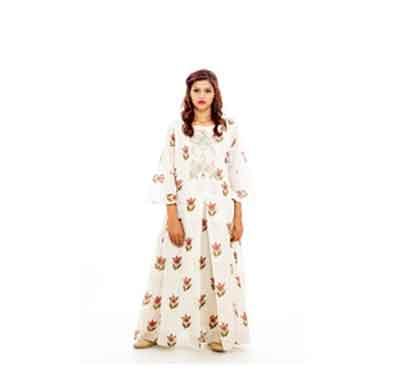 adaah beautiful stylish 100% cotton kurti ( size-m, l, xl)