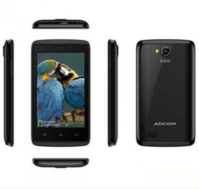 adcom kitkat a40 plus 3g (black)