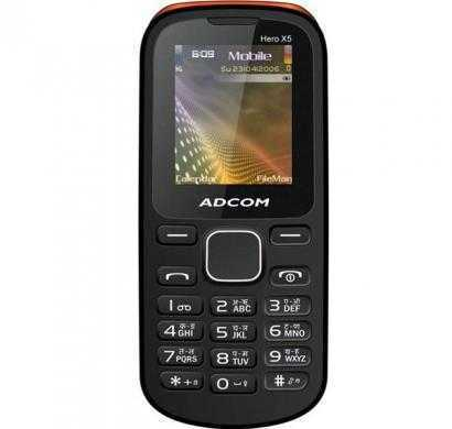 adcom x5 (black & orange)