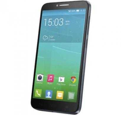alcatel idol 2 one touch mobile phone (brown)