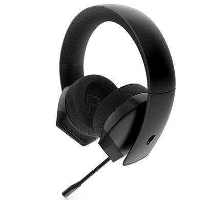 alienware 310h stereo gaming headset (black)