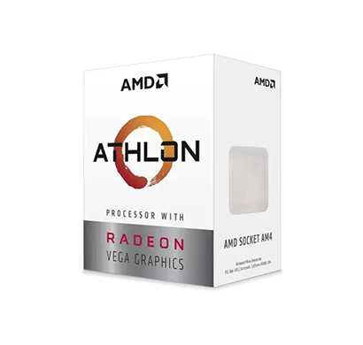 amd athlon 3000g with radeon vega 3 graphics desktop