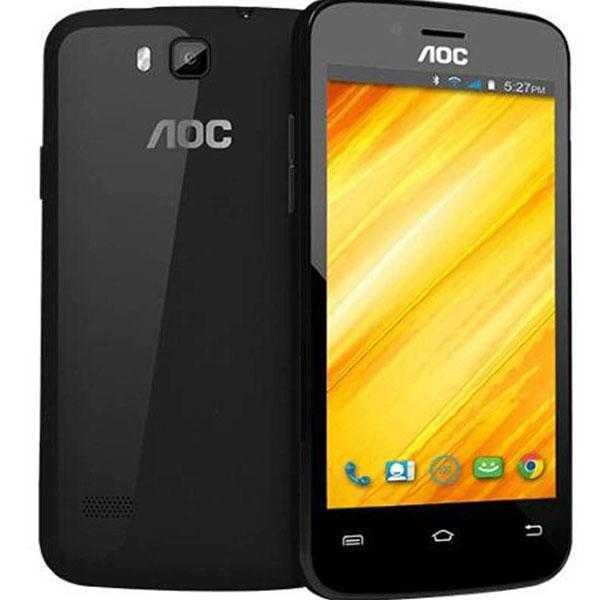 AOC E40 (Black)
