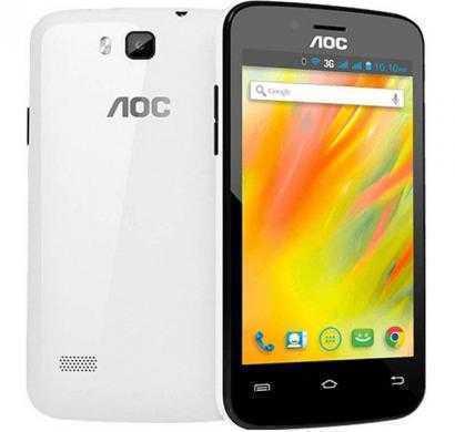 aoc e40 (white)