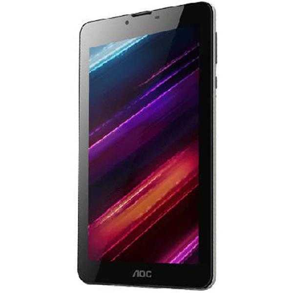 AOC Tablet 4 GB D70V50G Tablet 4 GB (Black & Silver)