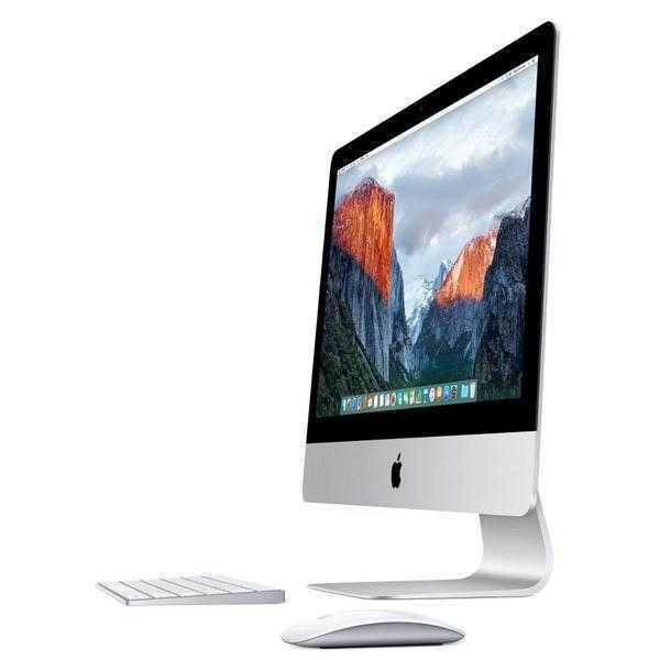 Apple iMAC MK142HN/A All in One Desktop (Core i5 (5th Generation)-8 GB RAM-1 TB HDD-54.61 cm (21.5)-
