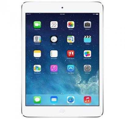apple ipad mini 2 with retina display & wifi 16 gb (silver)