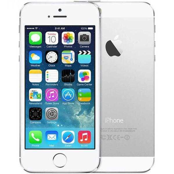 Apple iPhone 5S 16 GB (Silver)