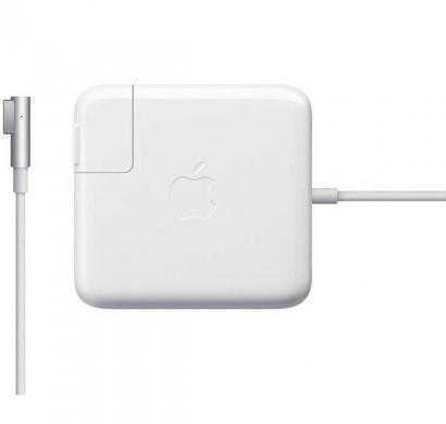 apple mc747b/b 45 w laptop adapter for apple macbook air (white)