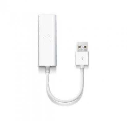 apple usb ethernet adapter - mc704zm/a