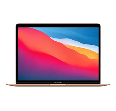 apple macbook air m1 (mgne3hn/a) thin and light laptop (8gb ram/512gb ssd/mac os /13.3 inch screen/1.29 kg),gold